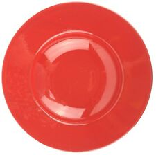 """12"""" Individual Pasta Bowl in Fun Factory Freestyle Red (Germany) Waechtersbach"""