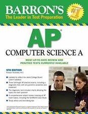Barron's AP Computer Science A by Roselyn Teukolsky M.S., 7th Edition