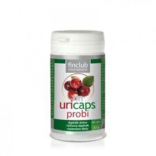 Fin Uricaps Probi 60 kaps.- Finclub - żurawina + inulina + probiotyki