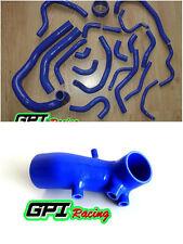 SILICONE RADIATOR &COOLANT BLUE HOSE TOYOTA SUPRA MA70 MK3 7M-GT/7MGTE 3.0L