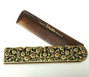 Vintage STRATTON Folding Comb