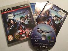 Sony PLAYSTATION 3 GIOCO DC UNIVERSE ONLINE + Scatola & Istruzioni Complete Disc in buonissima condizione