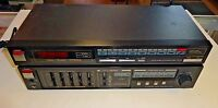 Fisher Integrated Stereo Amplifier CA-39 & AM/FM Stereo Synthesizer Tuner FM-39