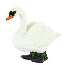 Mojo Fun 387065 Mute Swan Bird Toy Model Diorama Replica - NIP