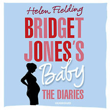 BRIDGET JONES'S BABY THE DIARIES CD AUDIOBOOK 4 DISCS NEW SEALED FULL AUDIO BOOK