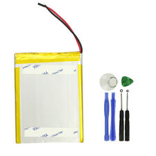 "3.7V 3000 mAh Polymer Li ion Battery Lipo For GPS PDA PSP iPAQ Tablet 7"" 8"""