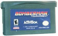 Bomberman Tournament PL Cartridge GBA Game Boy Advance Video Game