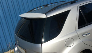 MERCEDES ML W164 ROOF SPOILER