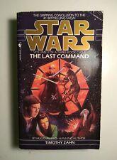 Star Wars The Last Command by Timothy Zahn (Thrawn Trilogy), 1st Edition PB VG!