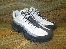 2008 Unreleased Nike Air Max 95 Premium Sample SZ 9 Black White Oreo 609048-017