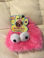 NEW RUBIE'S PET SHOP MONSTER HOOD DOG OUTFIT COSTUME SIZE MEDIUM/LARGE! NWT
