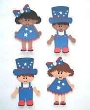 3D U Pick Summer Patriotic  Scrapbook Card Embellishment