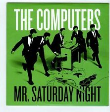 (FA608) The Computers, Mr. Saturday Night - 2013 DJ CD