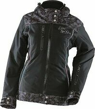 divas snow gear lace snowmobile jacket
