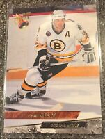 Boston Bruins Cam Neely Fleer Ultra 1993-1994 NHL Card #138 Mint