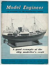 Model Engineer March 1957 Vol.116 No.2911 Percival Marshall & Co Ltd Good-
