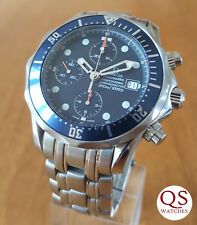 Omega Seamaster automatic chronograph mens watch