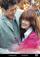 Angel Eyes - Korean TV Series DVD - Box set - English Subtitle