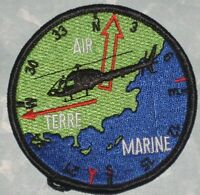 Air Terre Marine Patch