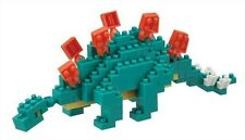 NANOBLOCK NBC.113 - STEGOSAURUS - MINI SERIES 130 Pieces - NEW