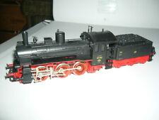 Fleischmann H0 Nr. 4124: Schlepptender-Dampflok BR 53 der DR