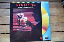 BODY DOUBLE Brian de Palma M.Griffith NEWLaserDisc FREEPost mmoetwil@hotmail.com
