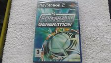 football generation ps2 playstation 2 (Sports jeu & complet)