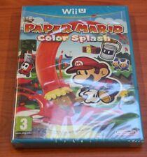 Paper Mario Color Splash - Nintendo Wii U