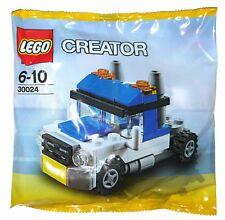 30024 LEGO CREATOR CAMION NUOVO E SIGILLATO Polybag PROMO Set * 59 pezzi *