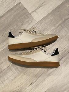Cole Haan Men's 10M GrandPro Turf Sneaker Ivory Stone Style C29161