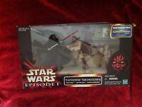 Vintage Star Wars Episode I Tatooine Showdown Action Figure Set Hasbro 1999 New