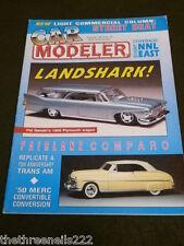 CAR MODELER - 1960 PLYMOUTH WAGON - SEPT 1992