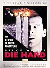 Bruce Willis Alan Rickman Die Hard DVD 2001 Five Star Collection 2 Disc Set