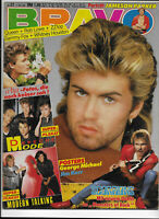 BRAVO Nr.22 vom 22.5.1986 Whitney Houston, Queen, George Michael, Bangles, a-ha