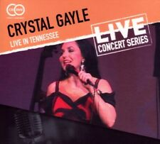 Crystal GAYLE / Live in Tennessee / (1 CD +1 DVD) / Neuf