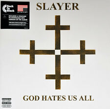 Slayer - God Hates Us All Vinyl LP NEW 180gm