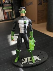 DC Direct Kyle Rayner Green Lantern Action Figure Displayed Only