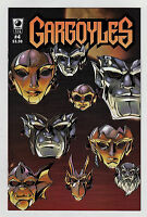 Gargoyles 4 NM Disney TV Series Amaze Ink Comic Greg Weisman Gordon Purcell b)