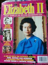 Queen Elizabeth II Forty Years of the Second Elizabethan Era 1992 Collectors