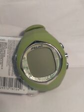 Polar Women's F6 Digital Heart Rate Monitor Watch Green