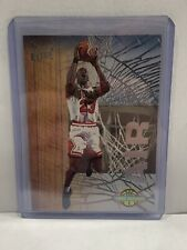 1993-94 Fleer Ultra Air Famous Nicknames 7 of 15 Michael Jordan Chicago Bulls