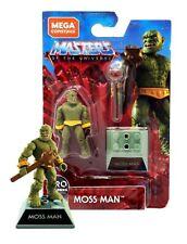 Mega Construx: Moss Man Masters of the Universe #GNV3218Pcs NIP