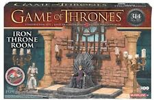 Mcfarlane Game Of Thrones Iron Throne Room Construction Set