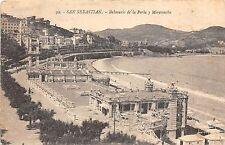 Br33299 San Sebastian Balneario de la Perla y Miraconcha spain