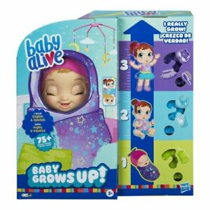 Baby Alive Baby Grows Up (Dreamy)