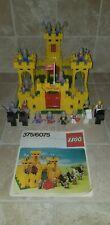 Vintage Lego 375 / 6075 Castle 1978