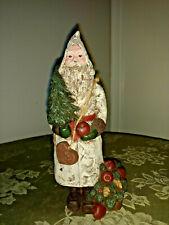 Sarah'S Attic Lim. Ed. 1099/6000 Father Snow Ii Christmas Old World