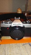 Two Minolta XG-1 Camera with  Lens and Accessories