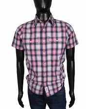 8968c26f3e Manga corta Abercrombie   Fitch Slim Fit Camisas casuales para ...