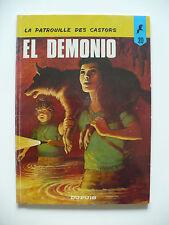 EO (très bel état) - La patrouille des Castors 20 (el demonio) - 1977 Mitacq